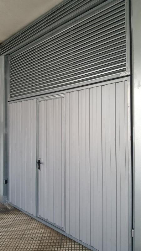 Puertas de garaje basculantes - Puertas de garaje murcia ...